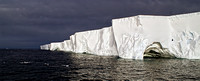 Small Iceberg floating in Southern Ocean